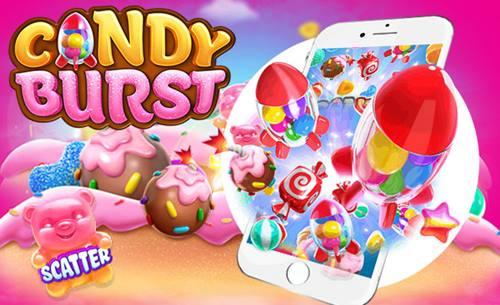 วิธีการสมัครเล่นเกม แคนดี้บรัช Candy burst