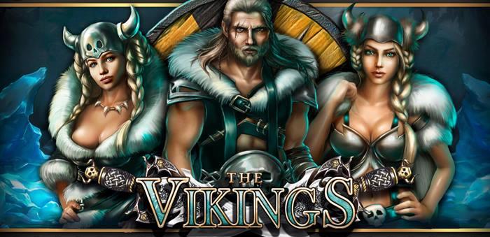 ทางเข้า สล็อต ไวกิ้ง (Vikings Slot)