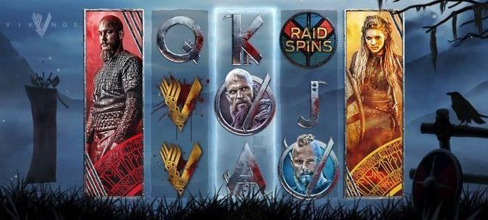 สล็อต ไวกิ้ง (Vikings Slot) เครดิตฟรี