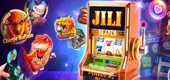 jili slot สล็อต เครดิตฟรี