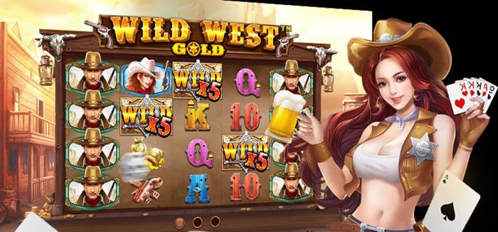 วิธีเล่น Wild West โกลด์ slot