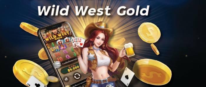 ทดลองเล่น เกมสล็อต Wild West โกลด์